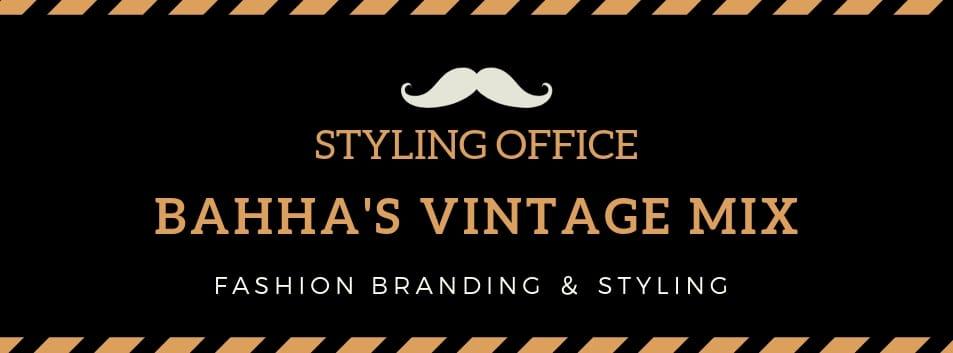 神戸発〜男性専門個人向けファッションスタイリングオフィス『BAHHA's Vintage Mix』